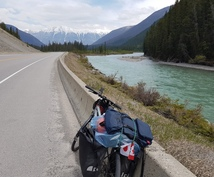 カナダを自転車で横断5,500kmした経験あります これからカナダを自転車で横断しようと考えている方へ