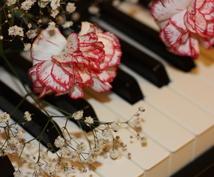 即興演奏にてオリジナル曲を制作します ライブ感のあるピアノ曲をお届けします。BGMにおすすめ!