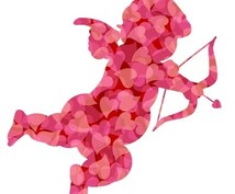 対象の人や物へキューピッドの縁結びの愛の矢放ちます ♡キューピッドのゴールデンアロー♡