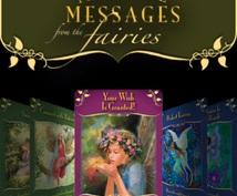 【3枚引き】A message from Fairy x 妖精からのデイリーアドバイス