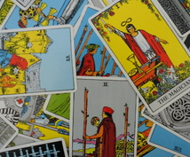 タロットカードで占います もっと幸せになるヒント。悩みや迷いをどうにかしたい人へ。