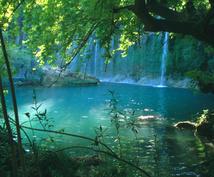 水のエレメンタルなエネルギーで癒します *四大精霊*水の精霊による癒し*マイティ自動浄化&バリア付き