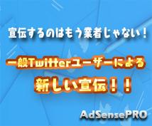 一般ツイッターユーザーがあなたのツイート宣伝します 【高品質宣伝】あなたのツイートorサイト拡散します!!