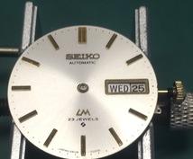 時計修理 オーバーホールします 古い時計をお持ちの方、何年も眠ったままの時計をお持ちの方へ