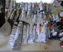 絵画の基礎から応用まで、プロの画家がご指導・アドバイスいたします。
