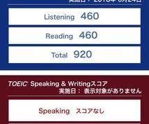 英語指導、承ります TOEIC対策メイン。弱点をしっかりつぶします!
