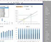 管理会計の事業計画と予算管理がエクセルで作れます 【実用的】経営企画が使っている管理会計のエクセルテンプレート