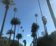 旅行のプランをご提案しますます ロサンゼルス1年間滞在経験有り