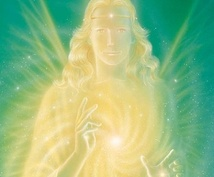 大天使ラファエルと深く繋がります 自分を癒したり、他の人を癒したりしたい方へ
