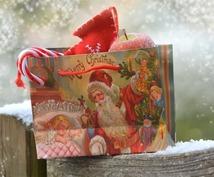 未来からの「うれしい」プレゼントをお届けします 一年中のサンタクロース・セッション