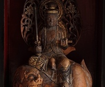 智慧の仏さまが様々な学びをサポートします 智慧第一の文殊菩薩さまのお力で知力をアップしたい方に最適!!