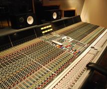 音圧高めなクリーンで存在感のあるミックス致します 音圧高めのCDの様なクオリティが欲しい方へ