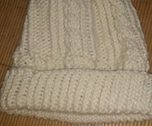 レース、毛糸の編み物の基礎教えます