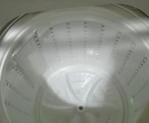 洗濯機のドラム裏側のお掃除が簡単になります 分解掃除を依頼する前にお試し下さい。