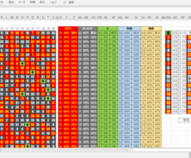 ルーレットの出目の集計表(.xlsx)お渡しします ルーレットの出目を管理し、集計、分析できるエクセルファイル。