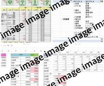 あなただけのオリジナル家計簿作成いたします 簡単使いやすくてわかりやすい!すぐ出来て続けられる家計簿