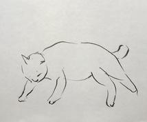 愛猫、愛犬の絵、肖像画など描きます お部屋のインテリアや大切な方へのプレゼントにどうぞ。