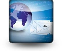 英文メールのやり取りサポートします 直訳では通じづらく困った経験のある方にオススメ!