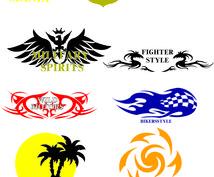 ロゴデザイン作成に自信アリ!!イメージをかたちにする手助け致します
