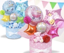 出産のお祝いに♡おむつケーキ製作します 出産のお祝いに何を!と考えている方!