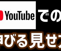 YouTuberの方、「伸びる見せ方」教えます 登録者4万人,月間視聴回数95万回,総視聴回数1010万回