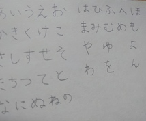代筆します 丁寧な字で代筆します。暖かみのあるものを目指します。
