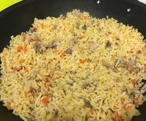 料理が好きヤンキー男子が、パラパラすぎて、咳き込むチャーハンの作り方お教えします。
