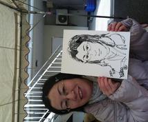 ベルサイユのばら風似顔絵描きます。
