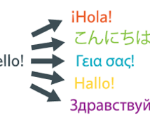 英⇔日翻訳 メールからSNS投稿用まで幅広い英文作成承ります!