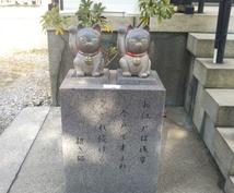 今戸神社 ナミちゃんの写真