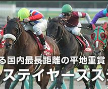 【常勝】第49回 スポーツニッポン賞 ステイヤーズステークス(GII)特選買い目情報12月5日(土)