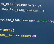 プログラミング言語を学習中の初心者限定〜プログラムの質問お受けします
