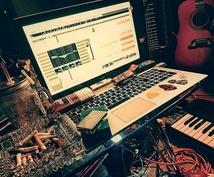 楽曲製作、提供します 歌詞やイメージはあるけど曲が思い付かない方向け!