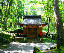 日本一の富士山の子宝神社で子宝祈願致します パワースポット不思議な安産石の祀られた子宝神社『御胎内神社』
