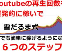 【Youtubeコンサルタント】Youtubeでビジネスを加速させたい方どうぞ!