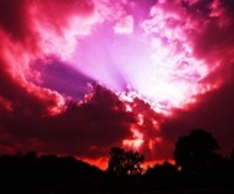 聖なる浄化の光♪シルバーバイオレットフレイム(ヒーリング1回10分・遠隔伝授)