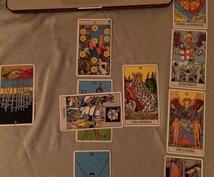 二者択一☆タロット☆78枚のカードで占います 自分の今後が不安なあなたへ。タロットでリーディングします!