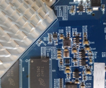 BLUETOOTH通信モジュールを制御します Nordic社製Bluetooth通信装置の構築を行います