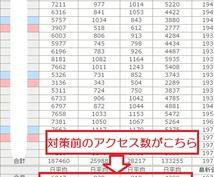 風俗サイト特化型アクセスアップ(ランキングアップ)システム!「月間60000PV~上位表示可能!」