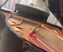 グランドピアノの演奏動画、録音を提供します 初級から上級レベルの曲まで対応します。