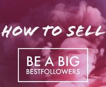 フォロワーの販売方法を教えます 副業にもオススメ/資金不要/Twitter/インスタグラム