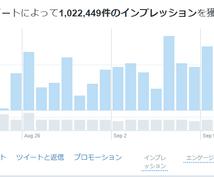 Twitterで9.8万人に宣伝します ココナラの販売ページ、アメブロ記事、YouTube動画の拡散