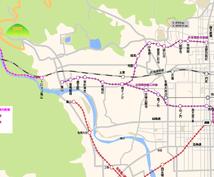 地図のデータを作成します。教育機関、観光サイトの方も是非☆あなたのお店の地図も作れます!