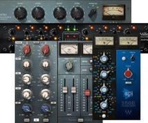 マスタリングします 付け焼き刃ではないプロの技でちゃんとした音調整が可能。