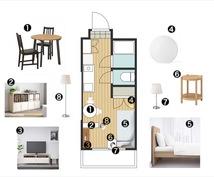 一人暮らしのお部屋をおしゃれにしたいを考えます これから引越しをご検討の方や模様替えに悩んでいる方へ!