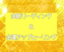 24h☆金脈リーディング&金運上昇ヒーリングします 24時間以内にお届け/誕生日お名前不要!
