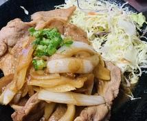 オリジナルレシピ提供します 簡単かつ時短レシピを考案・作成いたします!和食・洋食