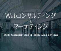 Webサイト解析、改修提案、戦略構築をいたします Webサイトの改修方針、運用方法について悩んでいる方へ