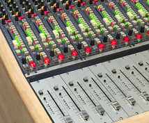 とてもいい音でMIX、masteringします BAND、アーティストから歌ってみたまで。