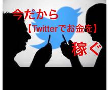 Twitterで稼ぐ!知っている人はやっています 毎日 25,000 円相当の収入!